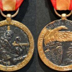 Militaria: MEDALLA ALZAMIENTO CAMPAÑA 1936 - 1939 RIBETE NEGRO VANGUARDIA ESPAÑA GUERRA CIVIL. Lote 59716983