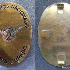 Militaria: GUARDA JURADO AEROPUERTOS NACIONALES. Lote 109208959