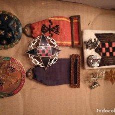 Militaria: LOTE MEDALLAS FUNDADOR DEL SEU. Lote 117248379