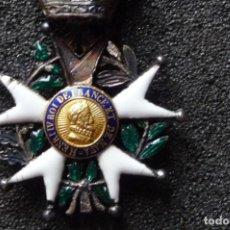 Militaria: (JX-180416)MEDALLA LEGIÓN DE HONOR FRANCESA,ÉPOCA PRIMERA RESTAURACIÓN 1814-30,CATEGORÍA CABALLERO. Lote 117410971