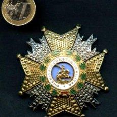 Militaria: GUERRA CIVIL POST, PLACA, PREMIO A LA CONSTANCIA MILITAR. Lote 118304119