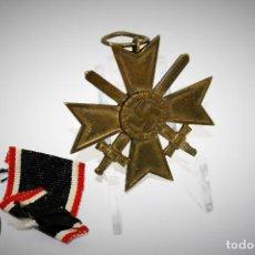 Militaria: LA CRUZ ALEMANA -ORIGINAL. Lote 119097059