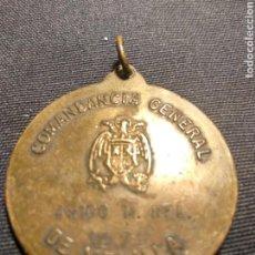 Militaria: MEDALLA PRUEBAS DEPORTIVAS 1972. Lote 119911974