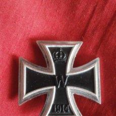 Military - Medalla condecoración alemana I primera guerra mundial 1914 1918 Cruz de Hierro I clase COPIA REPRO - 128967952
