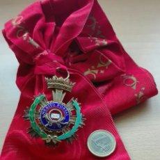 Militaria: ORDEN DEL MÉRITO POSTAL. MINISTRO LEÓN HERRERA. Lote 120279168