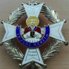 Militaria: GRAN CRUZ ORDEN DE SAN RAIMUNDO DE PEÑAFORT. MINISTRO LEÓN HERRERA.. Lote 120287015
