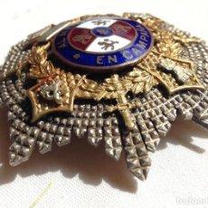 Militaria: PLACA AL MERITO EN CAMPAÑA. . Lote 120316851