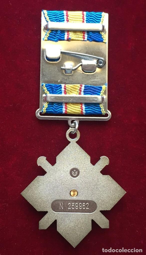 Militaria: ORDEN POR VALENTIA 3 CLASSE UCRANIA # 259962 - Foto 2 - 120606319