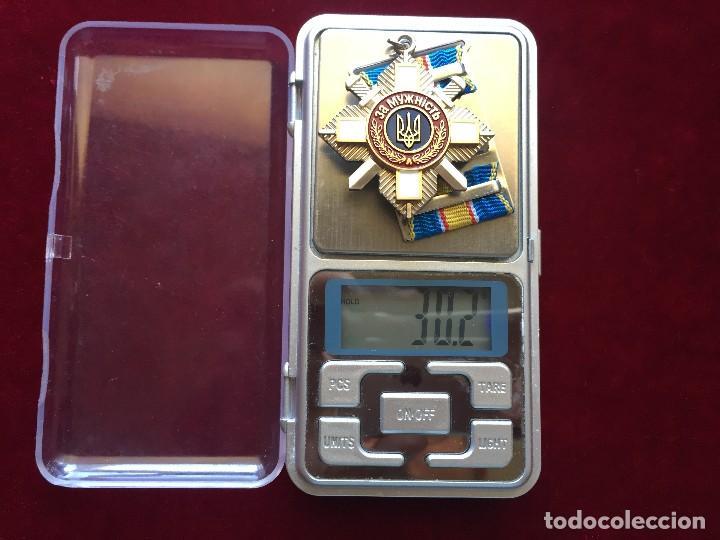 Militaria: ORDEN POR VALENTIA 3 CLASSE UCRANIA # 259962 - Foto 4 - 120606319