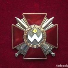 Militaria: ORDEN DE BOHDAN KHMELNITSKY 3 CLASSE UCRANIA # 67708. Lote 120606999