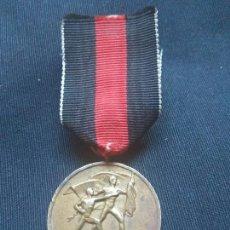 Militaria: MEDALLA ANEXION SUDETES 1938. Lote 120754627