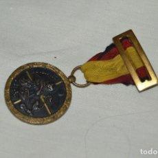 Militaria: ANTIGUA MEDALLA ANTIGUO RÉGIMEN, 17 JULIO 1936 - ARRIBA ESPAÑA - UNA GRANDE LIBRE IMPERIAL - VINTAGE. Lote 120901887
