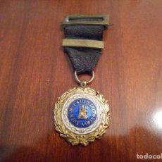 Militaria: MEDALLA SUFRIMIENTOS POR LA PATRIA CINTA NEGRA, CAÍDOS (MINIATURA). Lote 121677763