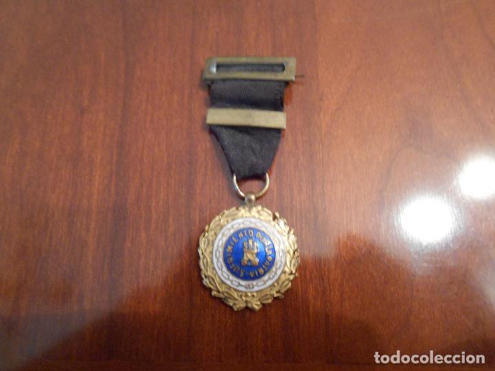 Militaria: Medalla sufrimientos por la patria cinta negra, caídos (miniatura) - Foto 2 - 121677763