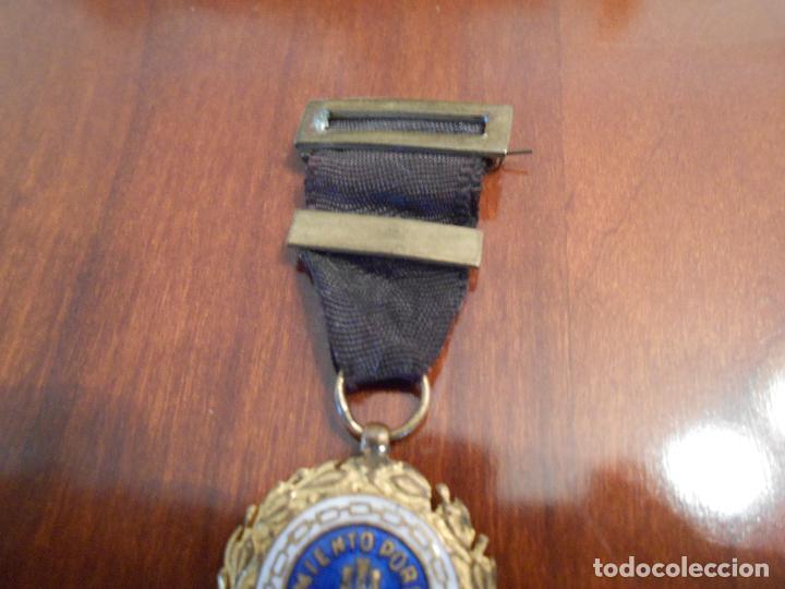 Militaria: Medalla sufrimientos por la patria cinta negra, caídos (miniatura) - Foto 3 - 121677763