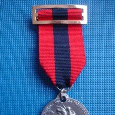 Militaria: MEDALLA FRANCESA BICENTENARIO DEL PASO DE LOS ALPES POR NAPOLEON 1800-2000. Lote 121931567