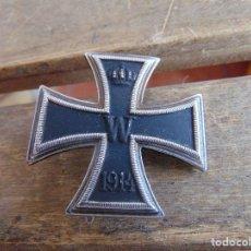 Militaria: CRUZ DE HIERRO ALEMANA Iª GUERRA MUNDIAL 1914 MARCADA DESCHLERS SOHN COPIA. Lote 122130103