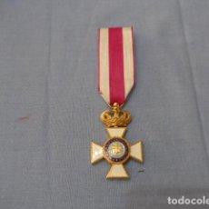 Militaria: * MEDALLA DEL ORDEN DE SAN HERMENEGILDO DE JUAN CARLOS I. ORIGINAL. ZX. Lote 122257023