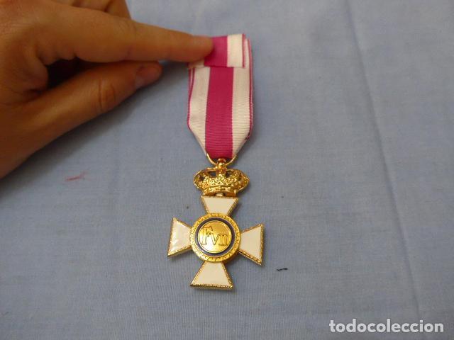 Militaria: * Medalla del orden de san hermenegildo de Juan Carlos I. Original. ZX - Foto 4 - 122257023