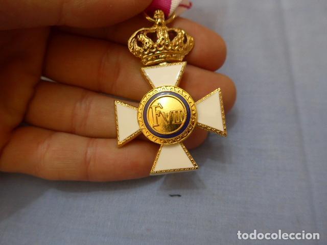 Militaria: * Medalla del orden de san hermenegildo de Juan Carlos I. Original. ZX - Foto 5 - 122257023