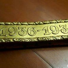 Militaria: PASADOR VICTORIA GUERRA CIVIL ESPAÑOLA 1936 1939. Lote 122258436