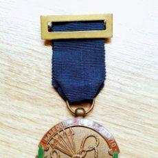 Militaria: MEDALLA DE LA CONSTANCIA FRENTE JUVENTUDES - FALANGE - SEU - OJE.INASEQUIBLE AL DESALIENTO. ORIGINAL. Lote 122559154