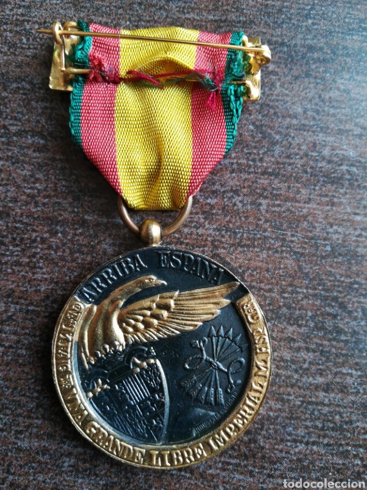 Militaria: Medalla 17 julio 1936 - Foto 2 - 122695771