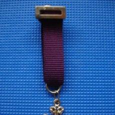 Militaria: MEDALLA MINIATURA ORDEN DE CALATRAVA. Lote 122925847