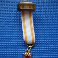 Militaria: MEDALLA MINIATURA ORDEN DE ISABEL LA CATOLICA. Lote 122925971