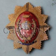 Militaria: PLACA DE PECHO FEDINE. FEDERACIÓN POLITÉCNICA ESPAÑOLA DE DIPLOMADOS. 85 X 75 MM.. Lote 122992355