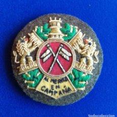 Militaria: COLECTIVA BORDADA CABALLERIA. Lote 123028219