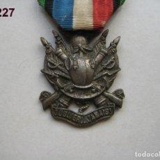 Militaria: FRANCIA: MEDALLA FRANCESA DE LOS VETERANOS DE LA GUERRA FRANCO - PRUSIANA 1870/1871. ENVÍO GRATUITO.. Lote 123378143