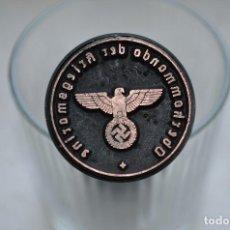 Militaria: WWII GERMAN STAMP OBERKOMMANDO DER KRIEGSMARINE . Lote 152427286
