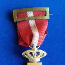 Militaria: CRUZ MERITO MILITAR DE 1ª CLASE CON DISTINTIVO ROJO - ÉPOCA JUAN CARLOS I. Lote 124197815