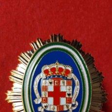 Militaria: PLACA POLICIA LOCAL DE ALMERIA. Lote 124490995