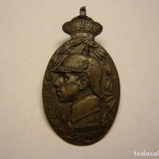 Militaria: MEDALLA MILITAR DE BRONCE, ALFONSO XIII, MARRUECOS.. Lote 125106818