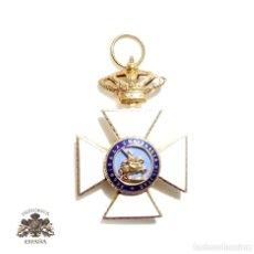 Militaria: CRUZ DE LA REAL Y MILITAR ORDEN DE SAN HERMENEGILDO. Lote 125124839