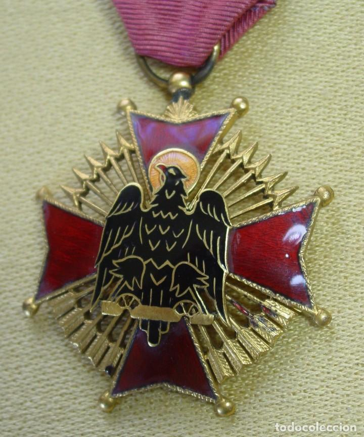 Militaria: Medalla cruz orden de Cisneros - Foto 2 - 125209767