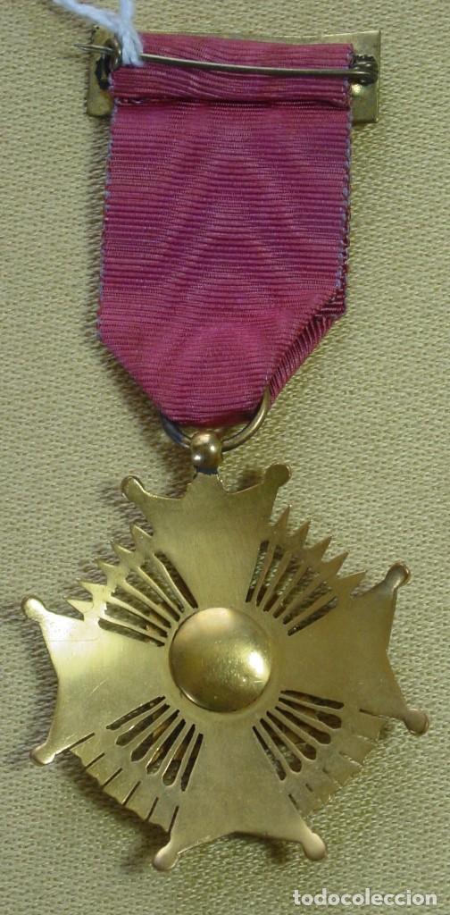 Militaria: Medalla cruz orden de Cisneros - Foto 3 - 125209767