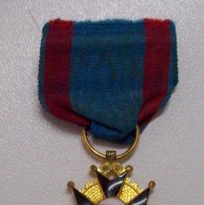 Militaria: MEDALLA BENEMERITO A LA PATRIA ISABEL II. Lote 125297895