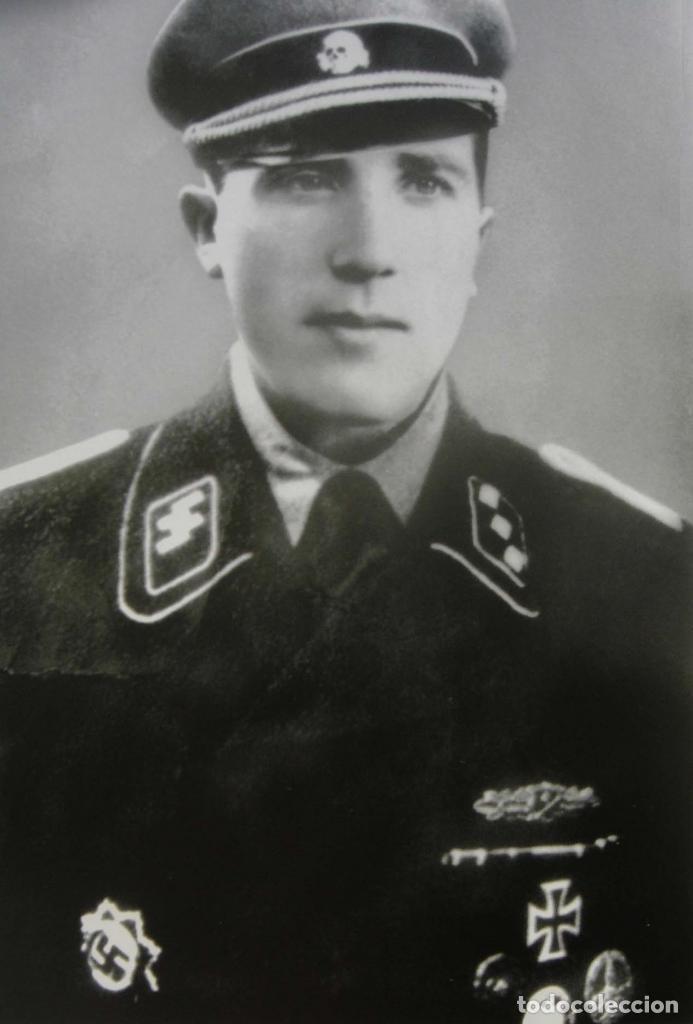 Militaria: Heer Antipartisano. Bandenkampfabzeichen. Categoria plata. Medidas 60 x 50 mm - Buntmetall - Foto 3 - 125926723