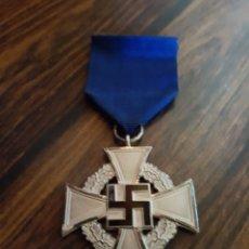 Militaria: MEDALLA BLANCA NAZI. Lote 126099727