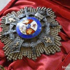 Militaria: PLACA MARIA CRISTINA.. Lote 126156911