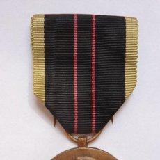 Militaria: BÉLGICA: MEDALLA DE LA RESISTENCIA CONTRA LA OCUPACIÓN NAZI (1940 – 1945). SEGUNDA GUERRA MUNDIAL. . Lote 126160031