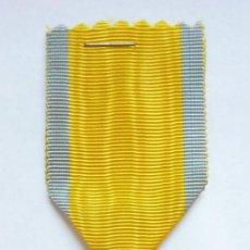 Militaria: BÉLGICA: MEDALLA AL ESFUERZO DE GUERRA COLONIAL. SEGUNDA GUERRA MUNDIAL. Lote 126174447