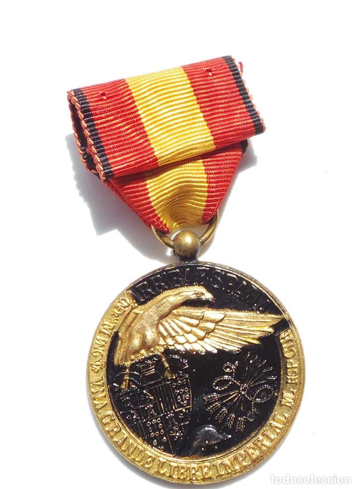 Militaria: MEDALLA DE LA CAMPAÑA GUERRA CIVIL - 17 JULIO 1936 - Foto 2 - 126193847