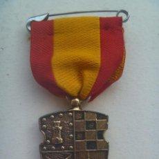 Militaria: ANTIGUA MEDALLA ESCOLAR : COLEGIO N. S. DEL RECUERDO , CHAMARTIN. Lote 126194927