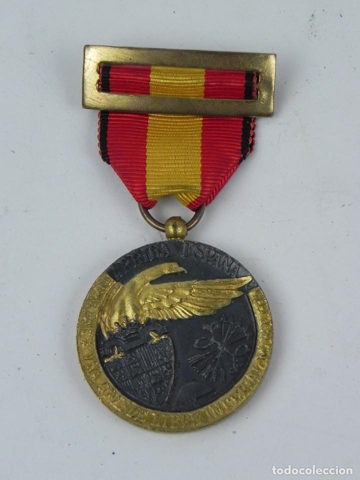 MEDALLA DE LA GUERRA CIVIL, 17 JULIO 1936. ARRIBA ESPAÑA. BUEN ESTADO. (Militar - Medallas Españolas Originales )