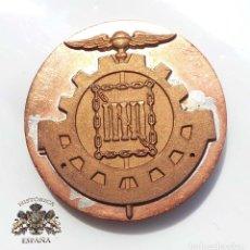 Militaria: PRUEBA. MUESTRA DE TROQUEL MEDALLA. Lote 126669627