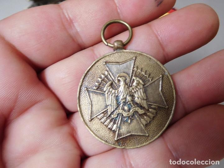 MEDALLA ESPAÑOLA ORDEN DE CISNEROS (Militar - Reproducciones y Réplicas de Medallas )